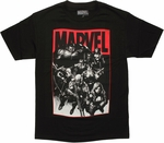 Avengers Secret #1 Variant T Shirt