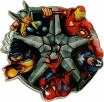 Avengers Star Belt Buckle