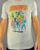 Avengers Team T Shirt Sheer