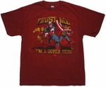Avengers Trust Me Super Hero T Shirt