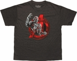 Avengers Ultron Logo Youth T-Shirt