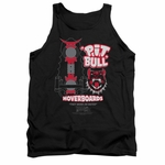 Back to the Future 2 Pit Bull Tank Top