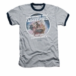 Back to the Future 2 Watches Ringer T Shirt