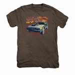 Back to the Future 3 Wild West Premium T Shirt