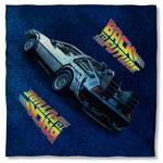 Back to the Future Delorean Bandana