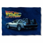 Back to the Future Delorean Pillow Case