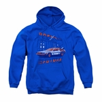 Back to the Future Lightning Youth Hoodie
