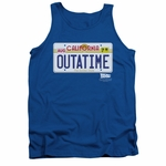 Back to the Future Outatime Tank Top