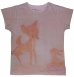 Bambi Sublimated Baby Tee