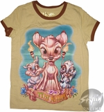 Bambi Tiki Youth T-Shirt
