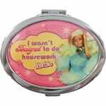 Barbie Hand Mirror