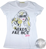 Barbie Nerds Baby Tee