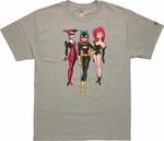 Batgirl Friends T-Shirt