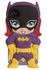 Batgirl Purple Suit Chara-Cover Phone Case