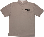Batman 75 Years Logo Polo Shirt