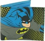 Batman Action Pose Bifold Wallet