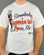Batman Arkham City Harley T Shirt