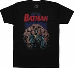 Batman Bane Back Breaker T-Shirt Sheer