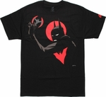 Batman Beyond Batarang T Shirt