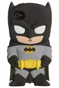 Batman Black Mask Chara-Cover Phone Case