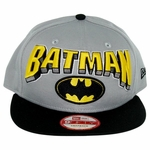 Batman Block Name Hat