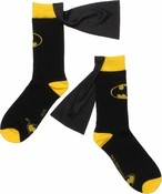 Batman Caped Crew Socks