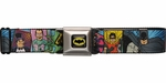Batman Classic TV Series Characters Seatbelt Belt