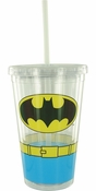 Batman Classic Uniform Travel Cup