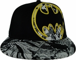 Batman Comic Hat