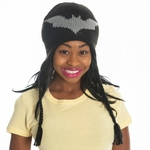Batman Dark Knight Logo Lapland Beanie