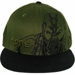 Batman Dark Knight Rises Bane Hat