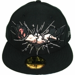 Batman Dark Knight Rises Bane Shatter 59FIFTY Hat