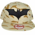 Batman Dark Knight Rises Camo Tumbler Hat