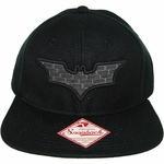 Batman Dark Knight Rises Logo Hat
