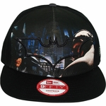 Batman Dark Knight Rises Movie Hat