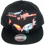 Batman Dark Knight Rises Paint Hat