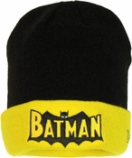 Batman Flip Up Beanie