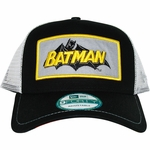 Batman Framed Logo Mesh Hat