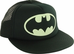 Batman Glow Logo Trucker Hat