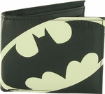 Batman Glow Logo Wallet
