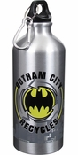 Batman Gotham City Recycles Metal Water Bottle