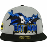 Batman Hero Logo 59FIFTY Hat