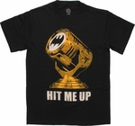 Batman Hit Me Up T Shirt