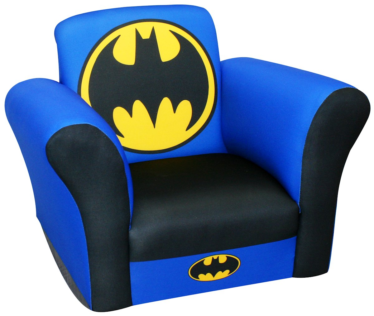 Batman Icon Kids Rocker Chair