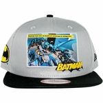 Batman Intro Panel Hat