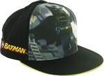 Batman Lego Batarang Snapback Youth Hat