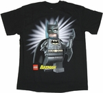 Batman Lego Batarang Youth T Shirt