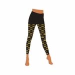 Batman Logo Footless Tights