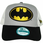 Batman Logo Mesh Hat
