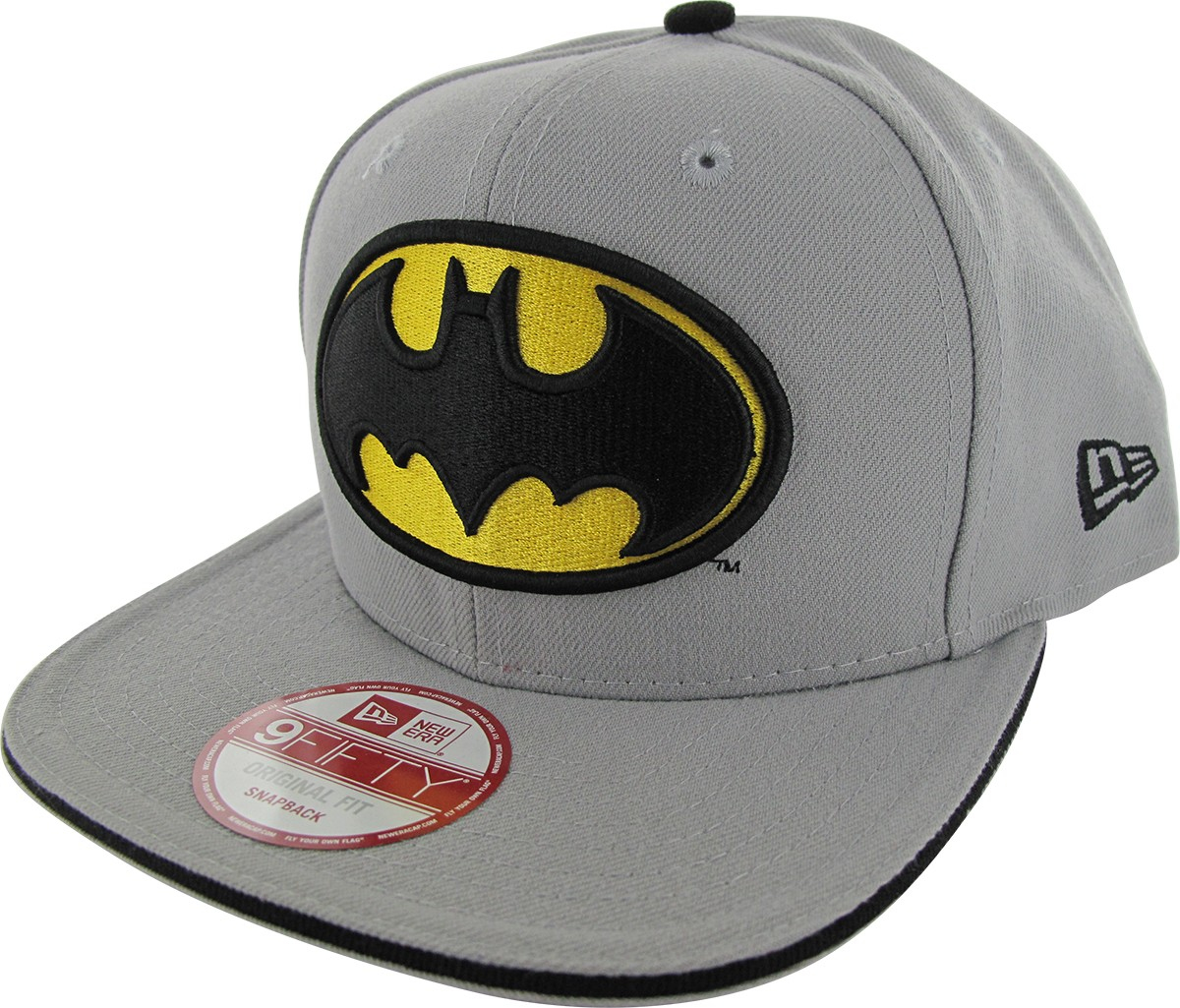 batman logo sandwich 9fifty hat